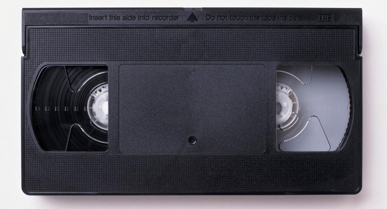 Sell Vhs Tapes >> Where Can Someone Sell Vhs Tapes Reference Com