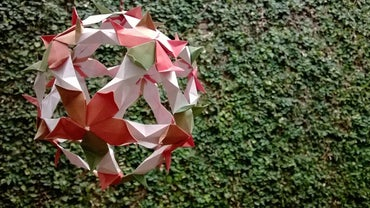 How Can a Sphere Be Made Out of Paper?