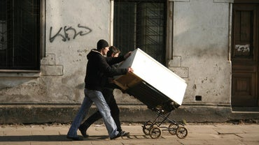 Can You Transport a Refrigerator Lying Down?