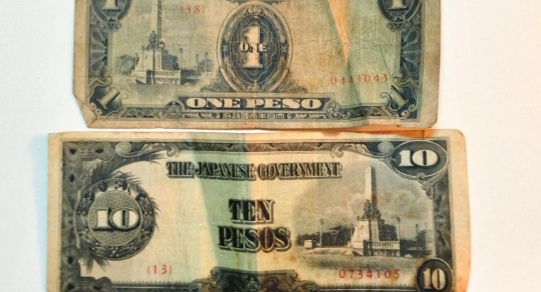 Where Can I Find the Value of Old Paper Money? | Reference com