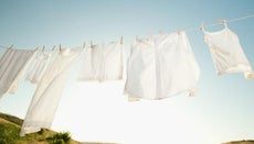 How Can You Whiten Clothes?