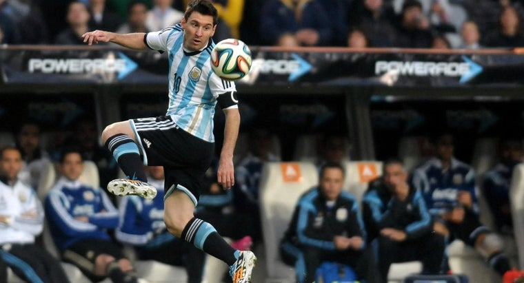 captain-argentina-s-football-team