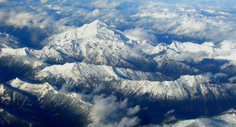 cascade-range-volcano
