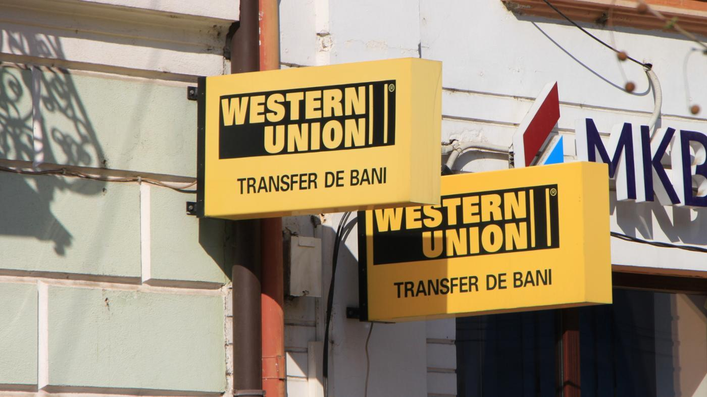 Where is a western union around me