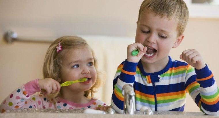 causes-dark-gums-children