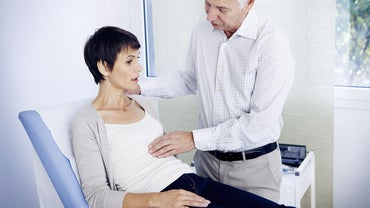 What Causes a Distended Upper Abdomen?