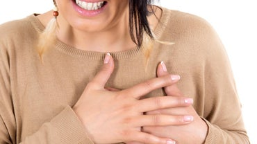 What Causes Symptoms of Chest Pain in Women?