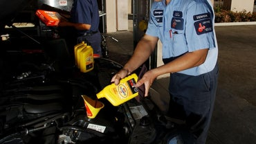 What Causes Water to Get Into the Engine Oil?