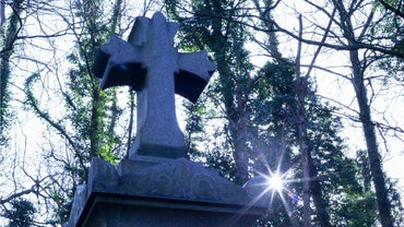 Why Do Cemetery Headstones Face East?
