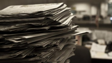 What Are Some Characteristics of Newspapers?