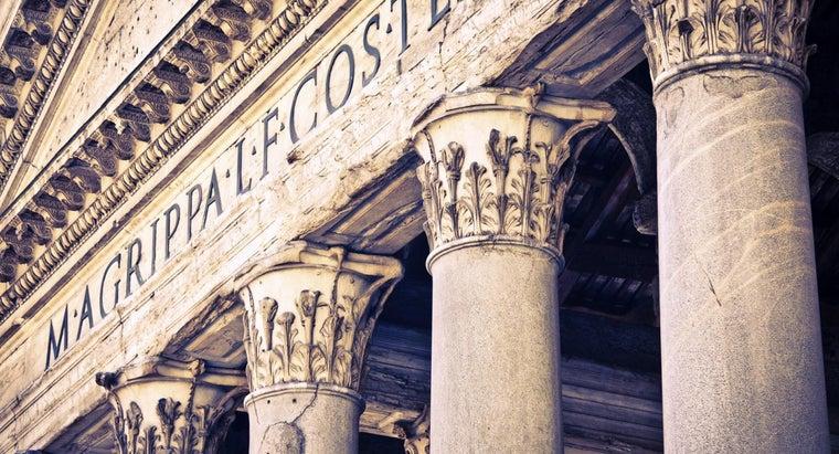 characteristics-roman-architecture