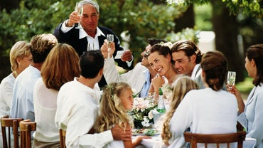 What Are the Characteristics of a Wedding Welcome Speech?