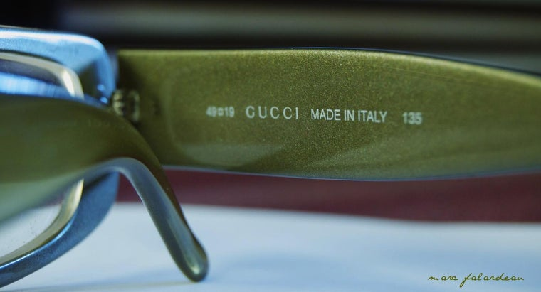 1105a496e How Do You Check Gucci Serial Numbers? | Reference.com