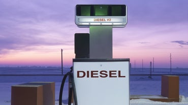 What Is the Chemical Formula for Diesel Fuel?