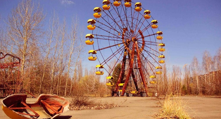 chernobyl-located