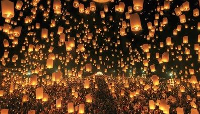 What Do Chinese Lanterns Symbolize?