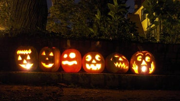 What Is a Christian Jack-O-Lantern Story?
