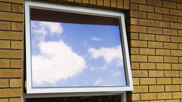 How Do You Clean Aluminum Window Frames?