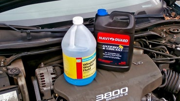 How Do You Clean Antifreeze From a Driveway?