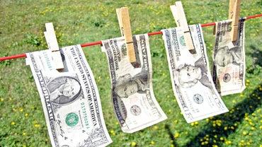How Do You Clean Dollar Bills?