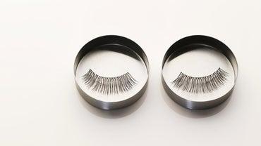 How Do You Clean False Eyelashes?