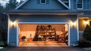 How Do You Clean a Garage Floor?