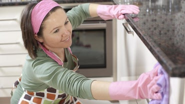How Do You Clean Greasy Kitchen Cabinets?