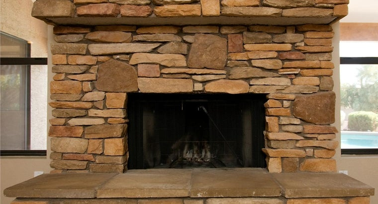 Enjoyable How Do You Clean A Sandstone Fireplace Reference Com Download Free Architecture Designs Viewormadebymaigaardcom