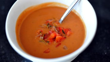 What Is Cold Soup Called?