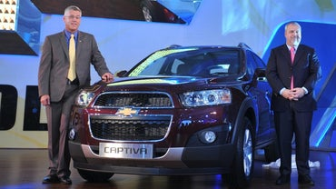 What Are Some Common Problems With the Chevrolet Captiva?