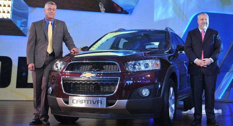 What Are Some Common Problems With the Chevrolet Captiva