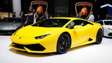 What Company Makes Lamborghini Cars?