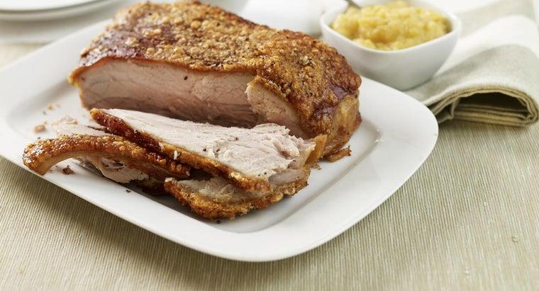 cook-pork-belly-slices