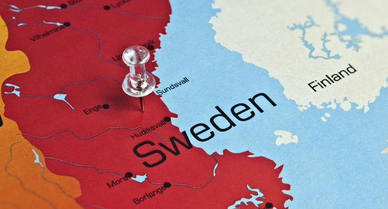 countries-border-sweden