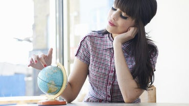 Which Countries Are in the Eastern Hemisphere?
