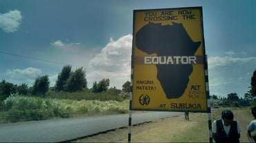 What Countries Lie on the Equator?