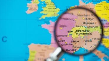 What Countries Surround Switzerland?