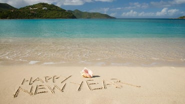 Which Countries Celebrate New Year's Eve First and Last?