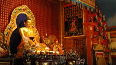 Which Country Did Buddhism Originate In?