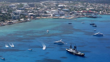 What Country Is Grand Cayman In?