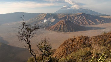 What Country Has the Most Volcanoes?