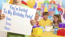 How Do You Create Your Own Birthday Invitations?