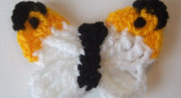 crochet-butterflies