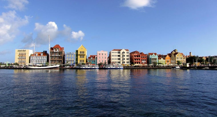curacao-located