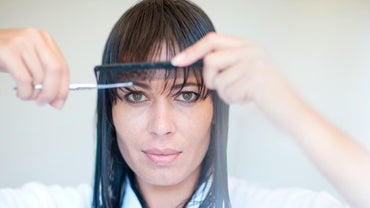 How Do You Cut Your Own Bangs?