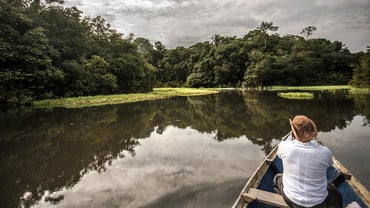 How Deep Is the Amazon River?