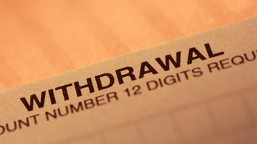 What Is the Definition of Withdrawal Slip?