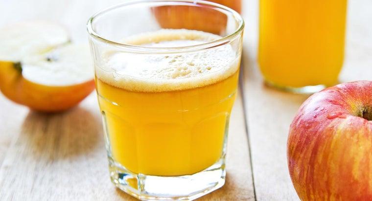 density-apple-juice