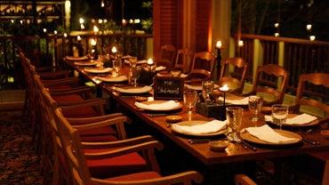 How Do You Design a Program for a Banquet?