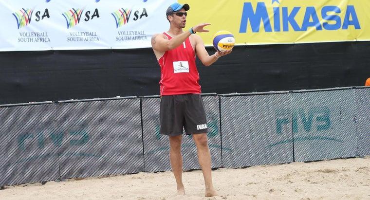 diameter-volleyball
